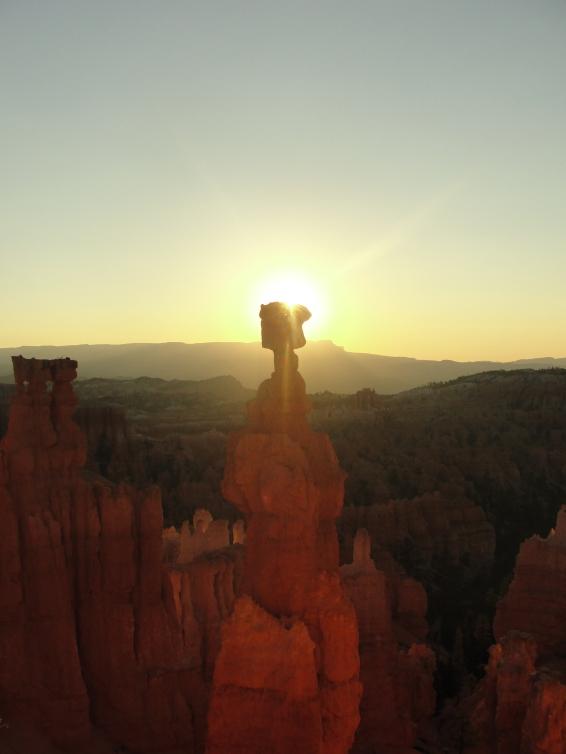 Martello di thor al Bryce canyon