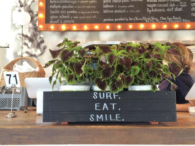 Malibu farm cafè
